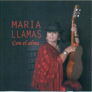 María Llamas 歌手頭像