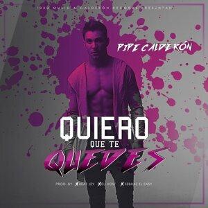 Pipe Calderón 歌手頭像