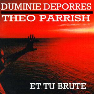 Duminie DePorres/Theo Parrish 歌手頭像