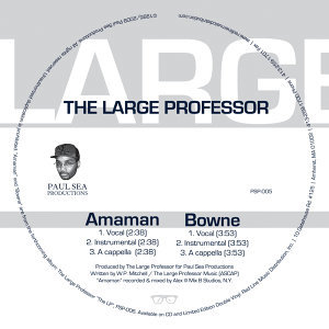 The Large Professor 歌手頭像