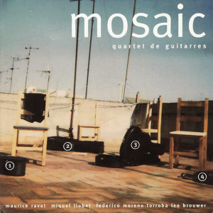 Quartet de Guitarres Mosaic