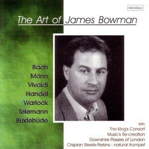 James Bowman 歌手頭像