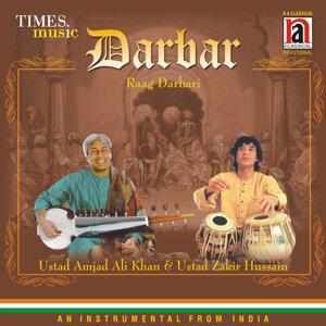 Ustad Amjad Ali Khan & Ustad Zakir Hussain 歌手頭像