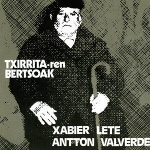 Antton Valverde / Xabier Lete