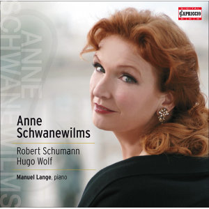 Anne Schwanewilms 歌手頭像