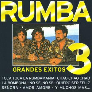Rumba 3 歌手頭像