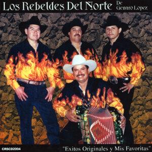 Los Rebeldes del Norte de Genaro Lopez 歌手頭像