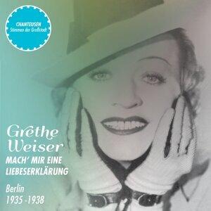 Grete Weiser 歌手頭像
