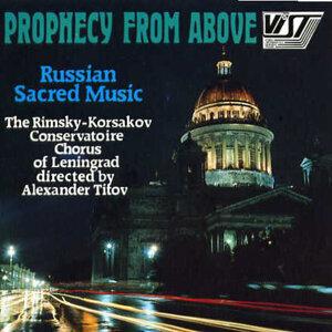 The Rimsky-Korsakov Conservatoire Chorus of Leningrad