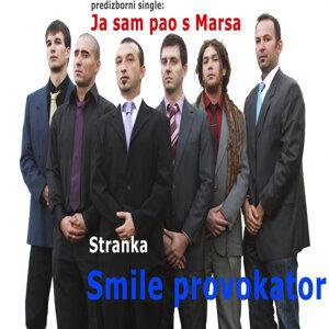 Smile Provokator 歌手頭像