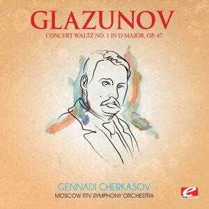 Alexander Glazunov 歌手頭像