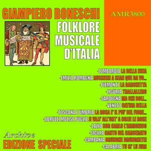 Giampiero Boneschi Orchestra 歌手頭像