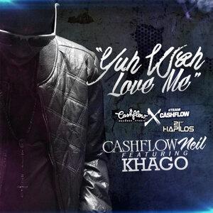 Cashflow Neil, Khago 歌手頭像