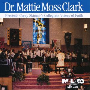Dr. Mattie Moss Clark 歌手頭像