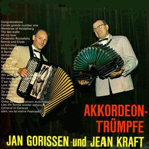 Jan Gorissen und Jean Kraft 歌手頭像