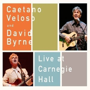 Caetano Veloso and David Byrne アーティスト写真