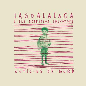 Iagoalaiaga i els detectius salvatges 歌手頭像