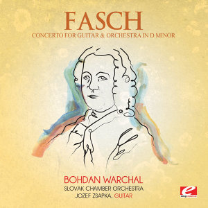 Johann Friedrich Fasch 歌手頭像