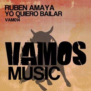 Ruben Amaya アーティスト写真