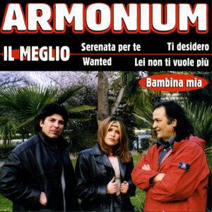 Armonium 歌手頭像