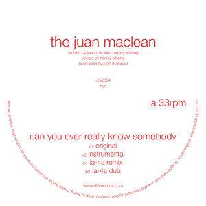 The Juan MacLean (皇麥克林) 歌手頭像