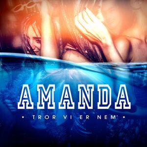 Amanda (阿曼達) 歌手頭像