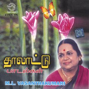 M.L.Vasanthakumari 歌手頭像