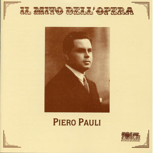 Piero Pauli 歌手頭像