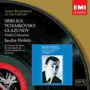Jascha Heifetz/London Philharmonic Orchestra 歌手頭像