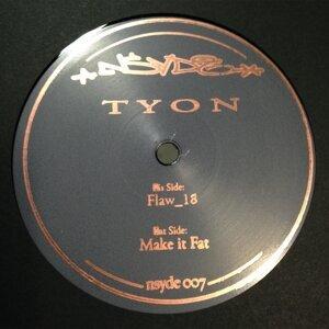 Tyon 歌手頭像