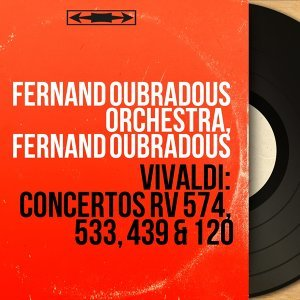 Fernand Oubradous Orchestra, Fernand Oubradous 歌手頭像