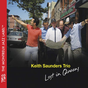 Keith Saunders Trio 歌手頭像