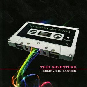 Text Adventure 歌手頭像