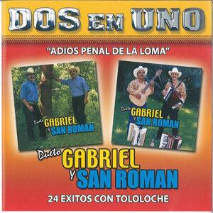 Dueto Gabriel Y San Roman 歌手頭像