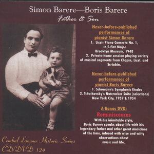 Simon Barere, Boris Barere, Dr.Frieder Weissmann, The Musician's Union Symphony Orchestra 歌手頭像