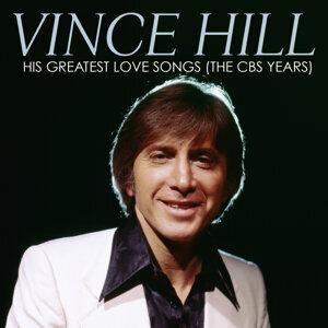 VINCE HILL (文斯希爾) 歌手頭像