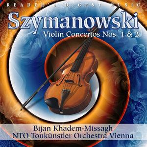 NTO Tonkuenstler Orchestra Vienna; Bijan Khadem-Missagh 歌手頭像