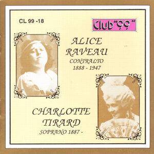 Alice Raveau & Charlotte Tirard 歌手頭像