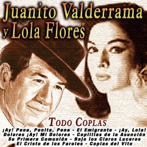 Lola Flores|Juanito Valderrama 歌手頭像