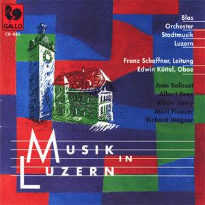 Blasorchester Stadtmusik Luzern, Edwin Küttel & Franz Schaffner 歌手頭像