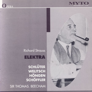 Erna Schlüter, Elisabeth Höngen, Ljuba Welitsch, Paul Schöffler, Walter Widdop, Royal Philharmonic Orchestra e Coro della BBC, Sir Thomas Beecham