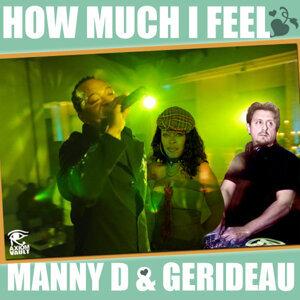 DJ Manny D 歌手頭像
