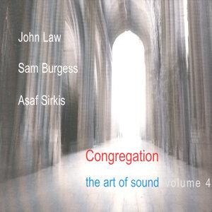 John Law, Sam Burgess & Asaf Sirkis 歌手頭像