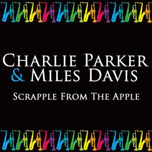 Charlies Parker & Miles Davis