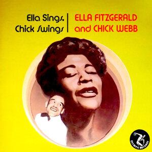 Ella Fitzgerald, Chick Webb 歌手頭像