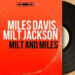 Miles Davis, Milt Jackson 歌手頭像