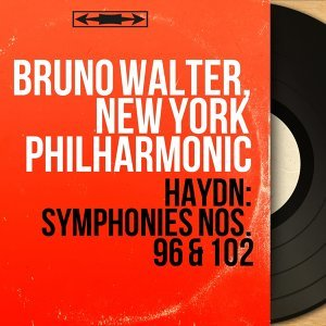 Bruno Walter, New York Philharmonic 歌手頭像