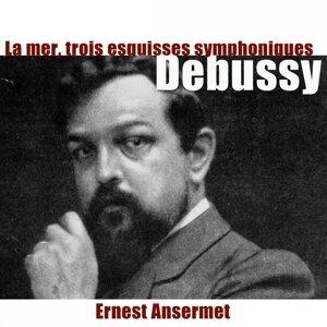 Orchestre de la radio Suisse Romande, Ernest Ansermet 歌手頭像