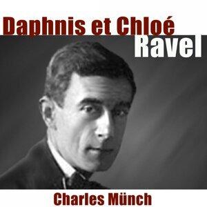 Orchestre des Concerts du Conservatoire, Charles Münch