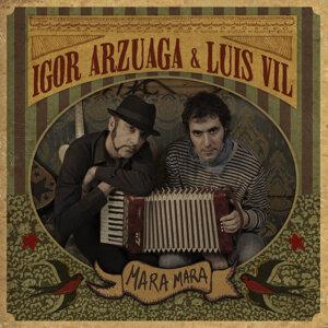 Igor Arzuaga & Luis Vil 歌手頭像